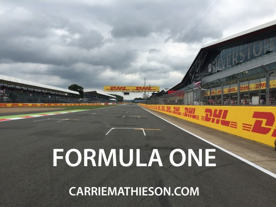 Formula One on carriemathieson.com