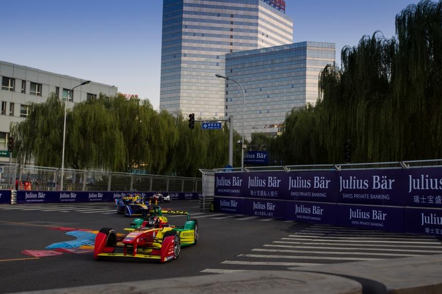 Formula E Beijing Friday