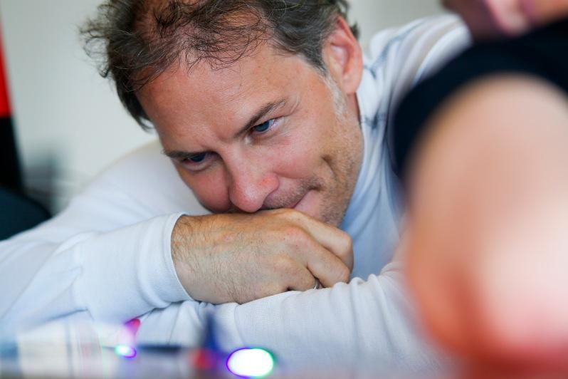 Jacques Villeneuve Venturi Pre-Season Testing