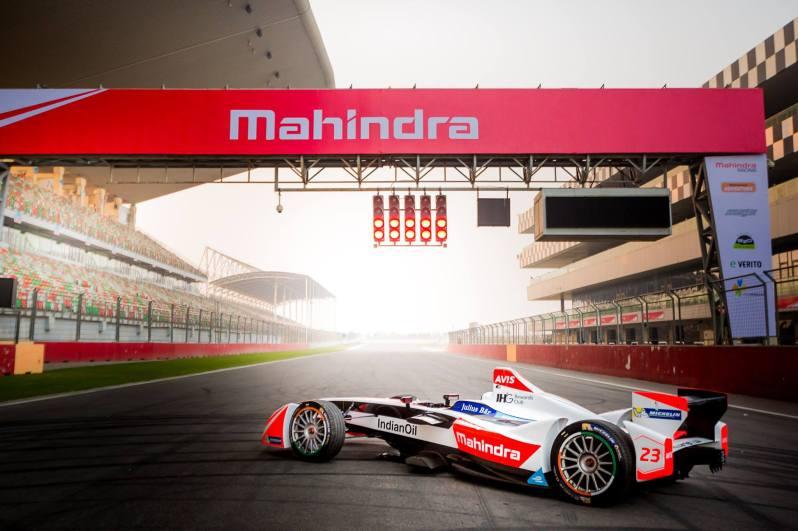 Mahindra Racing in India