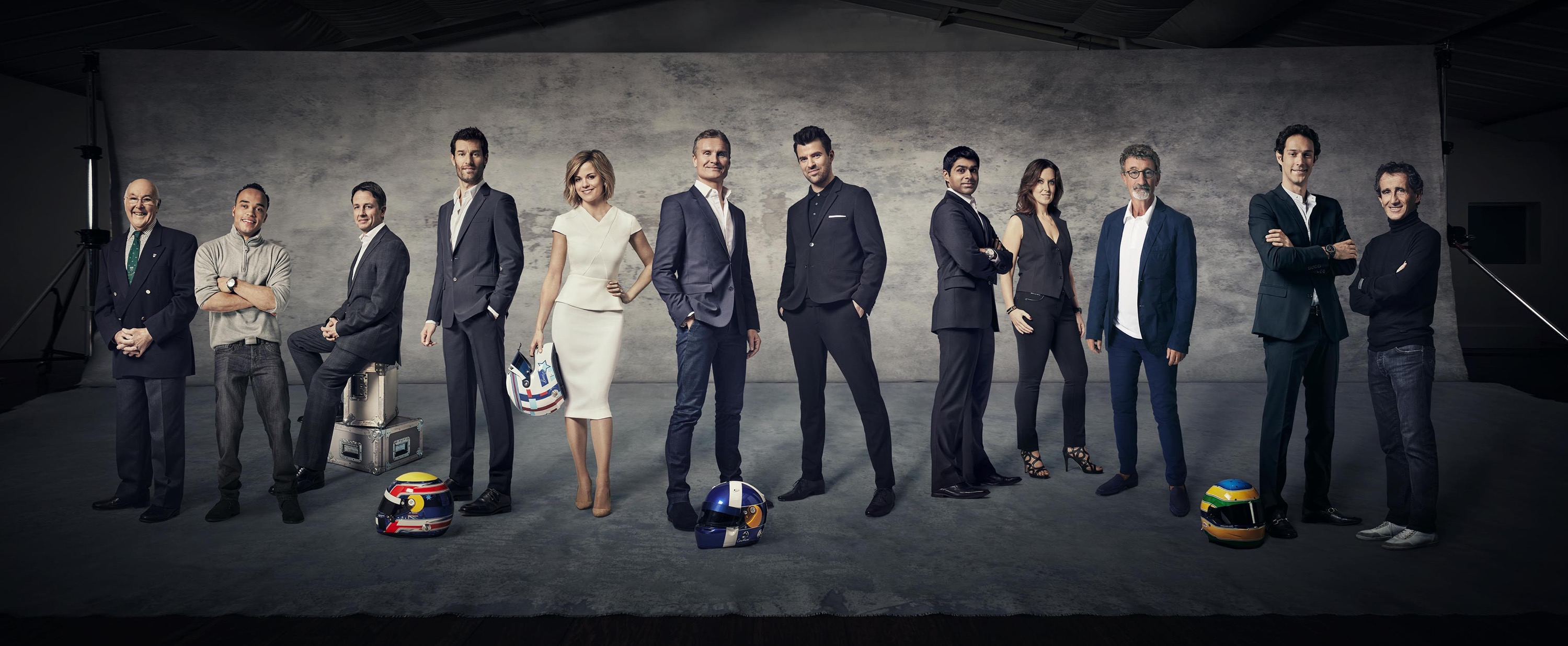 channel 4 f1 lineup steve jones david coulthard susie wolff mark webber