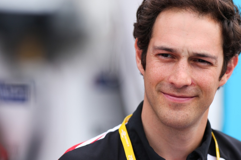 Bruno Senna Paris ePrix