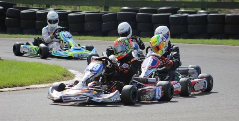 Abbi Pulling racing