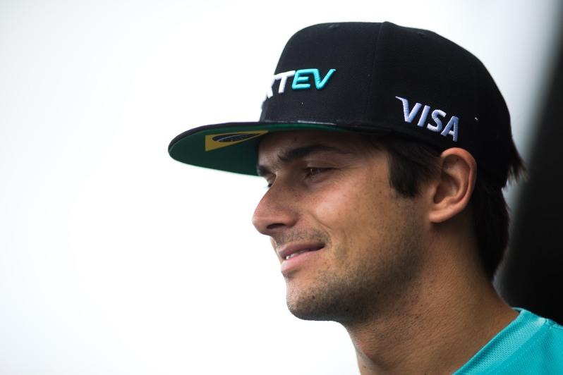 Nelson Piquet Formula E champion